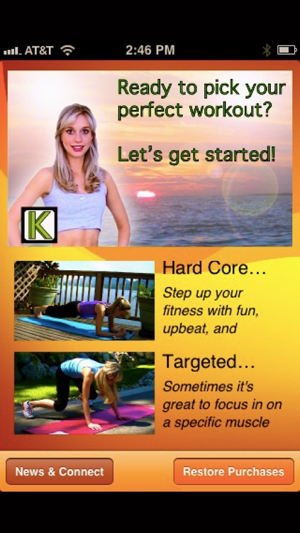 Workouts with Kira: Hardcore, Targeted, Pilates & Fitness for All Ages