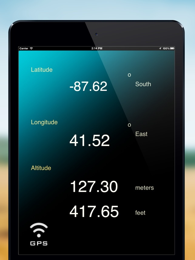 Dont Get Lost Find Your GPS Coordinates Longitude Latitude - Latitude longitude altitude finder
