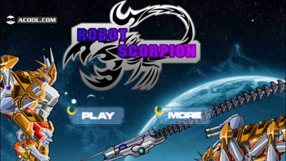 点击获取Toy Robot War:Robot Scorpion