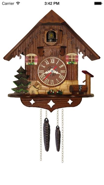 iCuckoo clock