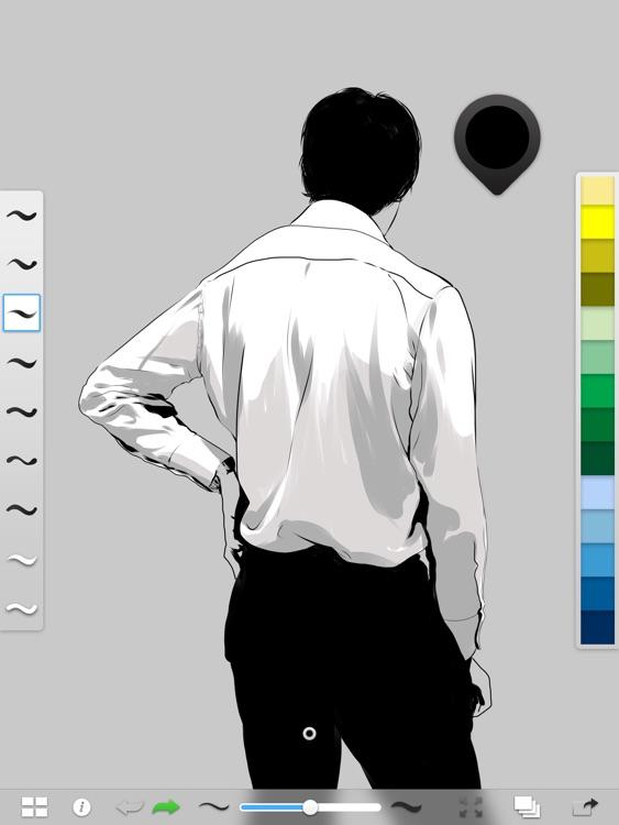 SketchBook Ink screenshot-4