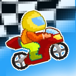 Floppy Moto Rider - Bike racing adventure arcade game