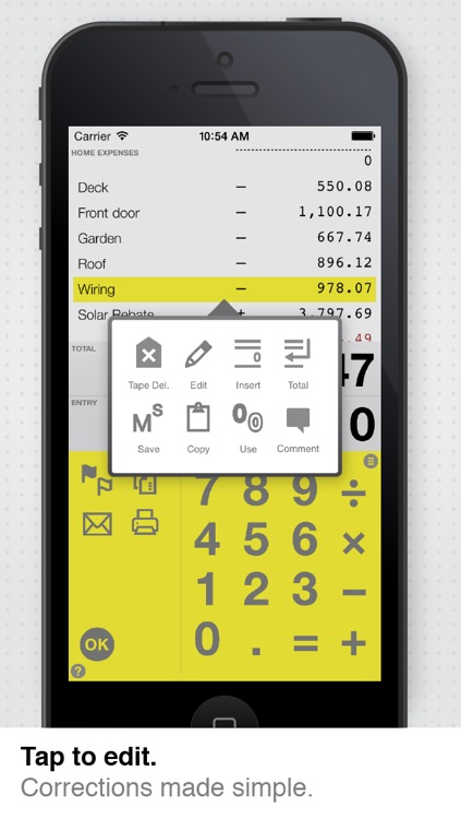 Digits, the calculator for humans