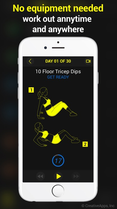 The Busy Woman's Workout Pro ~ A perfect workout for women | App Price Drops