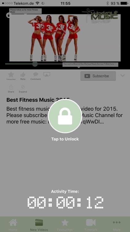 Workout Music screenshot-3