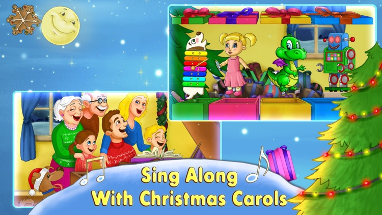 My Christmas Week - Games and Songs All Along screenshot-3