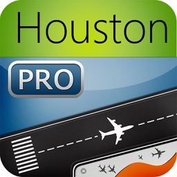 Houston Airport Pro (IAH/HOU) Flight Tracker Hobby