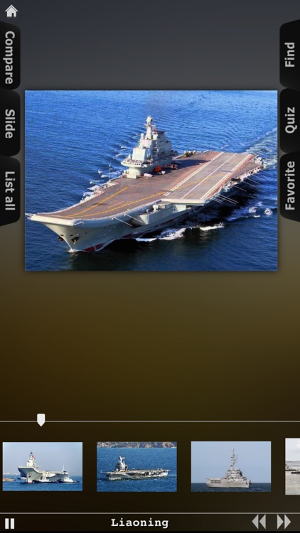 Military Naval Forces Info screenshot-4