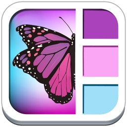 Foto Frame DLX- easy Arty Superimpose yr Picture Frames Chop + Photo Frames + Picture Collage for Instagram Free