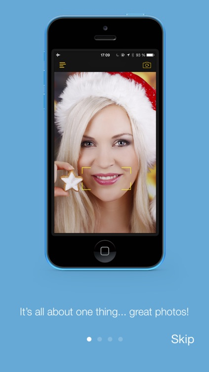 Camera Smile Detection - Photo Editor, Filters & Effects