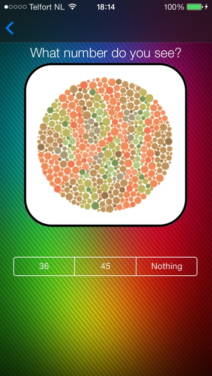 Color Blindness Checker
