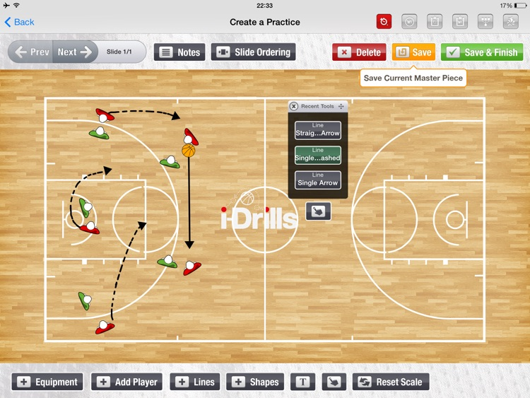 i-Drills PE & Multi Sport Coachs App screenshot-1