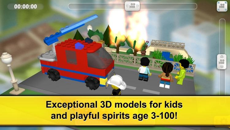 Bloxy Models Basic. Bricks For Kids screenshot-3
