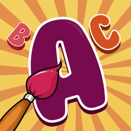 ABC Coloring book for toddlers: Learning to write and draw the letters of the alphabet with many pictures for school, preschool and kindergarten