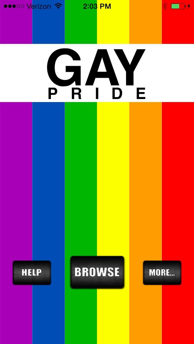 Gay iphone wallpaper