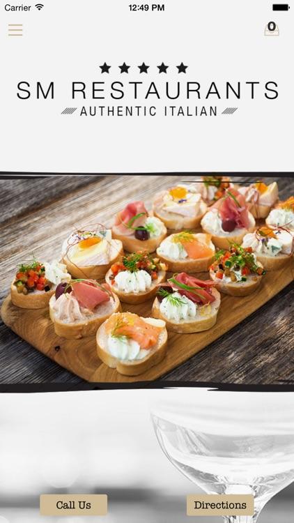 SM Restaurants app image