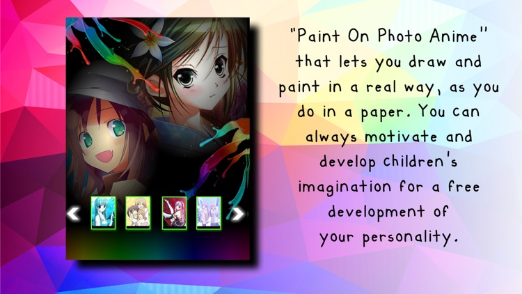 Paint On Photos Anime