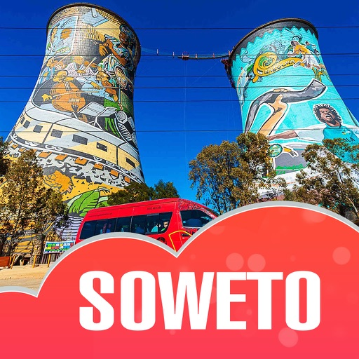 Soweto City Offline Travel Guide icon