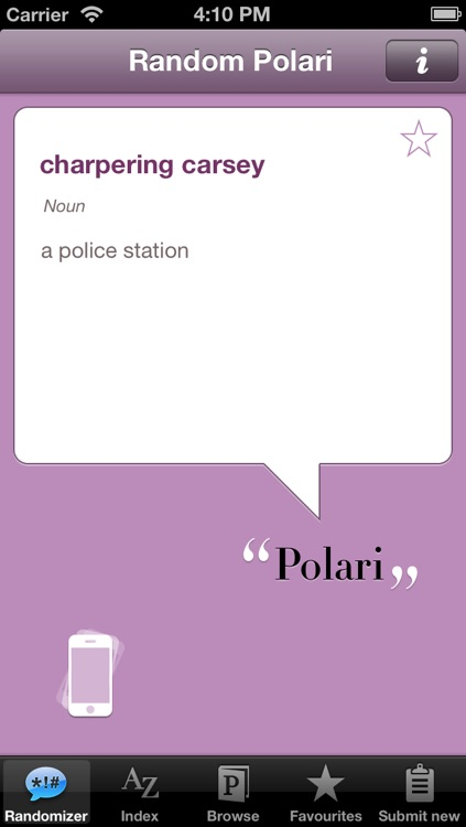 Polari screenshot-1