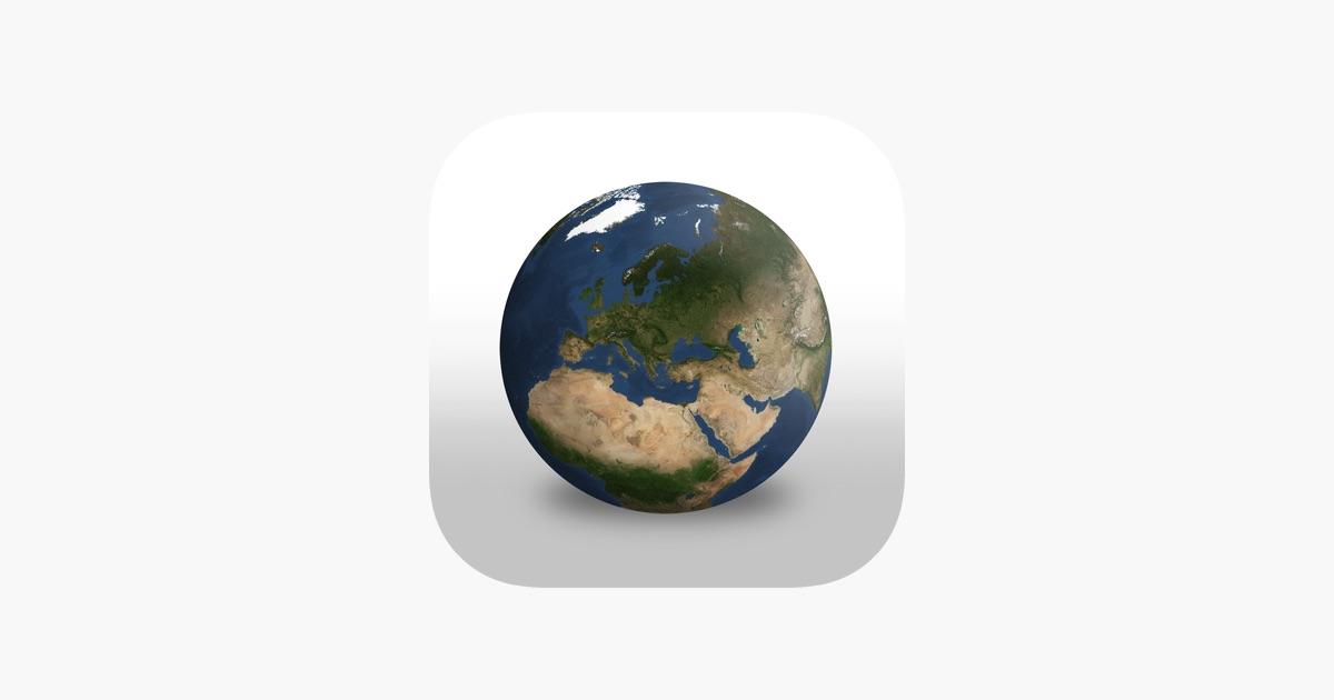 Interatlas on the App Store