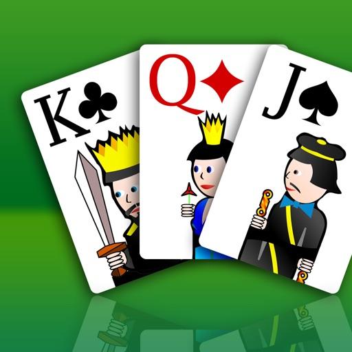 New Solitaire 2014 - Klondike - Best Card Game like on Windows (Best as the Poker) iOS App