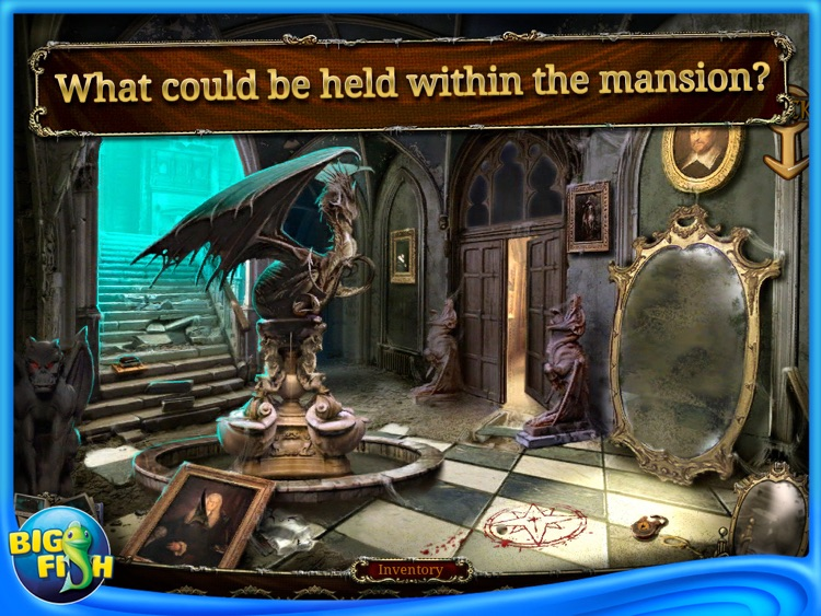 Tales of Terror: Crimson Dawn HD - A Hidden Object Adventure screenshot-2