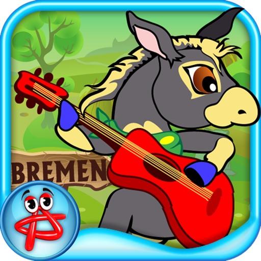 Bremen Town Musicians: Interactive Touch Book