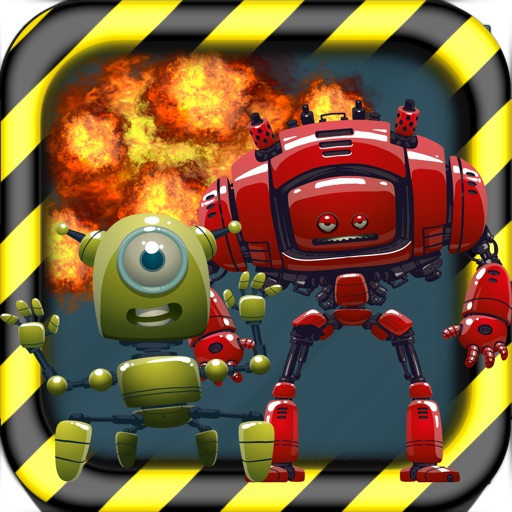 Tiny Champ Space Factory Game - Future Hero Games