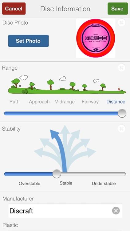 Ducky Disc Golf Scorecards screenshot-3