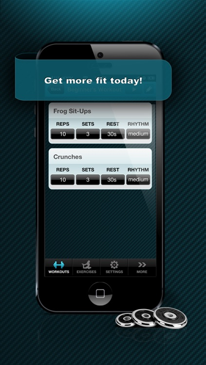 Ab Workout Pro - Abdominal Crunch Exercise Workouts screenshot-4