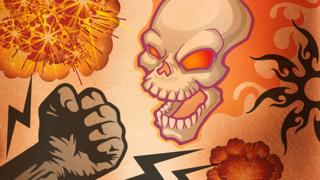 Tattoo Design Battle: Tatoos Tribal War Games - FREE screenshot one