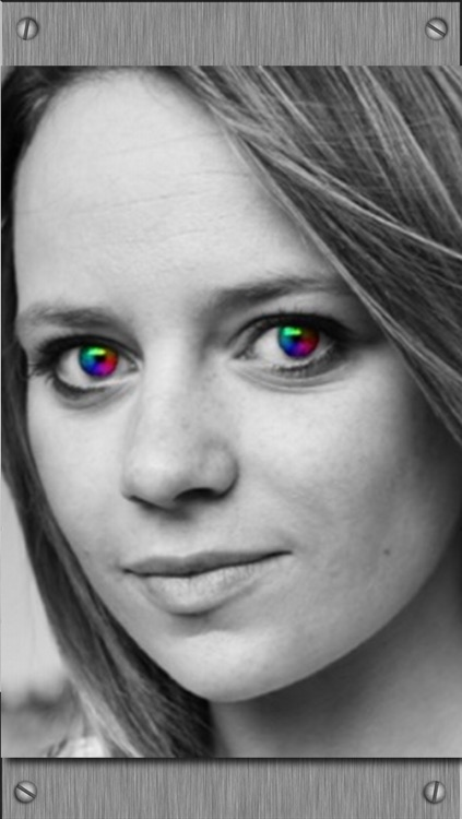 Eye Color Booth FREE - Multicolor Eye Changer screenshot-3