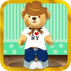 Cute and Cuddly Teddy Bear Dress Up Game icon