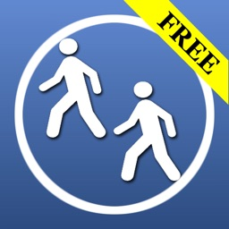 GPS Tracker - Follow You,Follow Me - Free Version