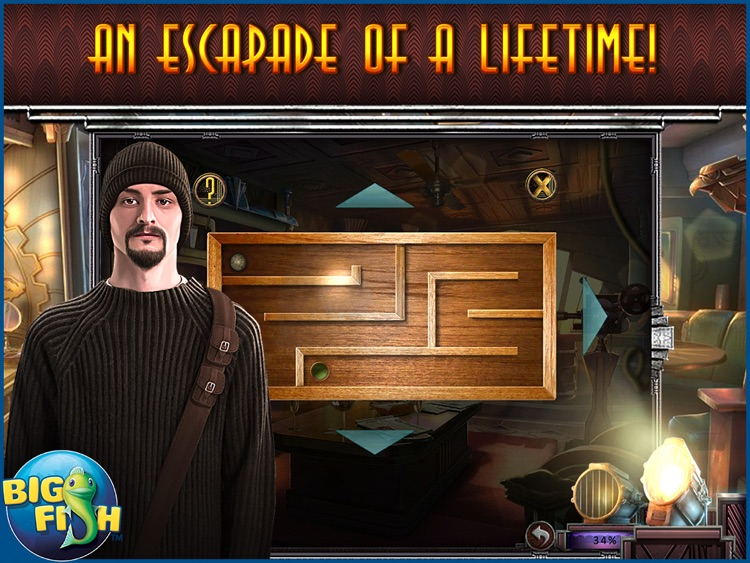 Final Cut: The True Escapade HD - A Hidden Object Mystery Game (Full)