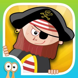 Happi & The Pirates - A Spelling, Math and Logic Game for Kids by Happi Papi
