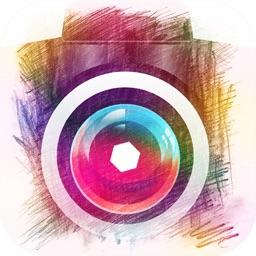 My Sketch - Pencil Drawing Cartoon color live effect & filter Camera