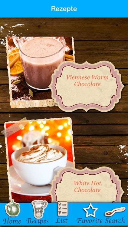 Christmas Recipes - Winter Drinks for the Holiday Season! screenshot-3