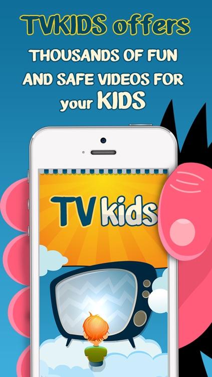 TV Kids screenshot-3