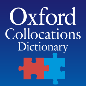Oxford Collocations Dictionary for Students of English app