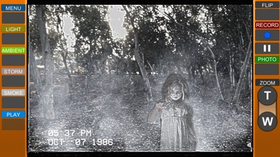 Haunted VHS - Retro Paranormal Ghost Camcorder app image