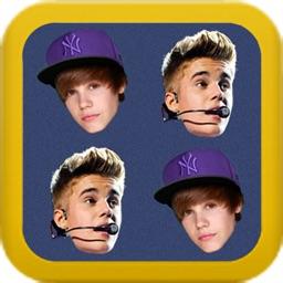 Memory Match - Justin Bieber Edition!