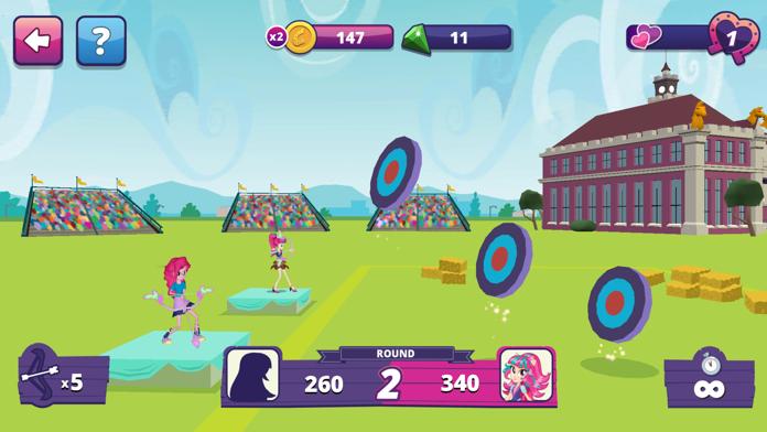 Equestria Girls Screenshot