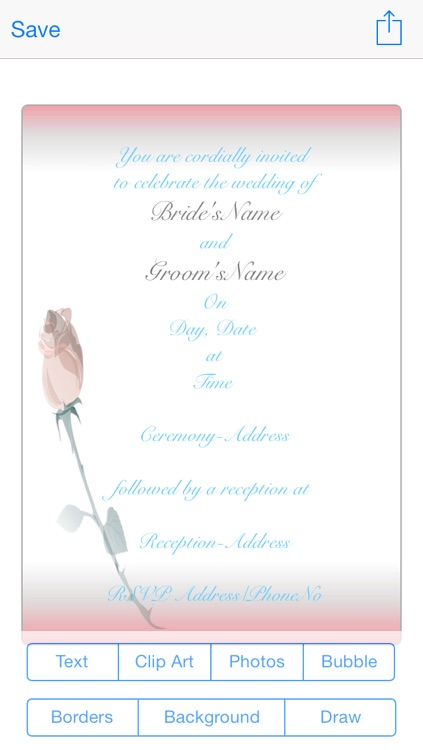 Quick Invitations - for All Occasions screenshot-3