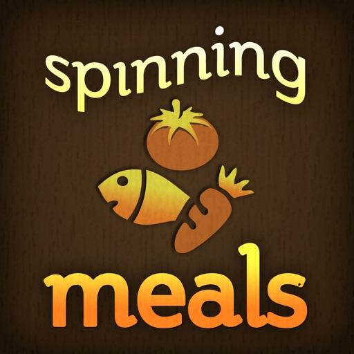 Spinning Meals Smart Meal Planner