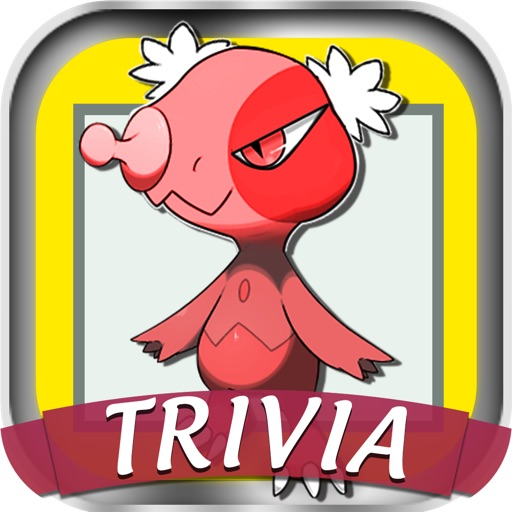 Trivia for Pokemon X and Y Quiz - guess the red & blue poke tv creator in a fun free pokedex games iOS App