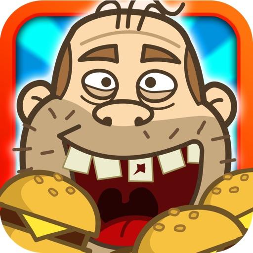 """Бесплатная игра Crazy Burger - разработана компанией """"Лучшие Бесплатные Игры для Детей, Интерессные Игры - Бесплатные Приложения Игры"""