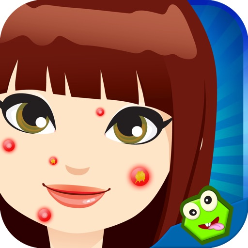 Pimple Pop - Star Girls Games