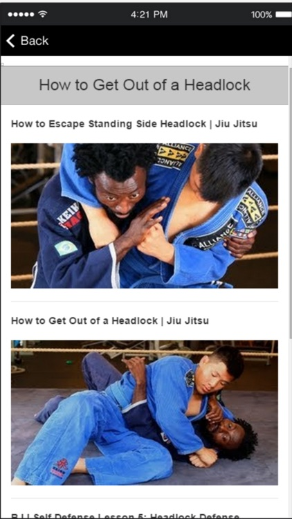 Brazilian Jiu Jitsu techniques - Learn The Basic Moves