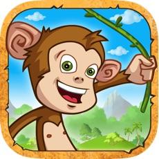 Activities of Banana Monkey Blast - Rope Swing In The Jungle HD